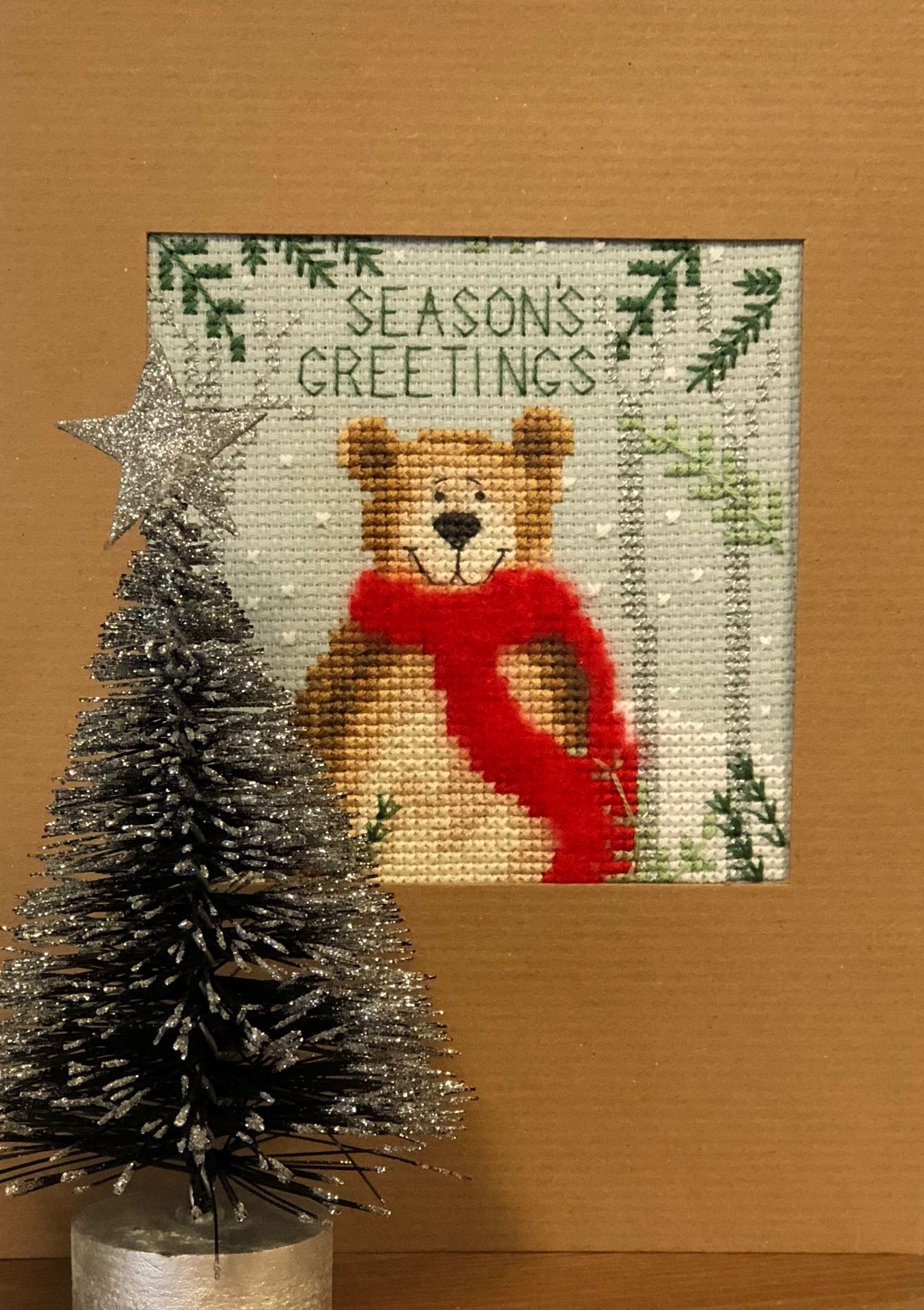 BOTHY THREADS CHRISTMAS GREETING XMAS COUNTED CROSS STITCH CARD KITS 2019 NEW